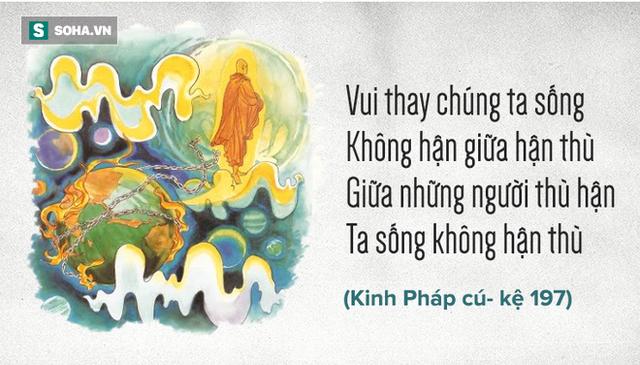 Dù Phật Tổ để lại nhiều giáo lý, nhưng chỉ cần nhớ 3 điều là có được hạnh phúc cả đời - Ảnh 1.