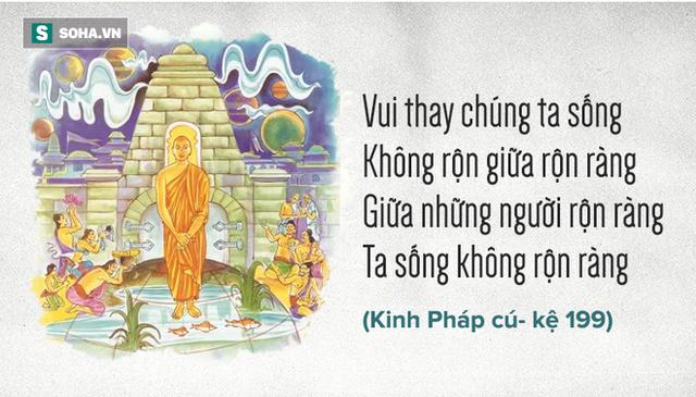 Dù Phật Tổ để lại nhiều giáo lý, nhưng chỉ cần nhớ 3 điều là có được hạnh phúc cả đời - Ảnh 3.