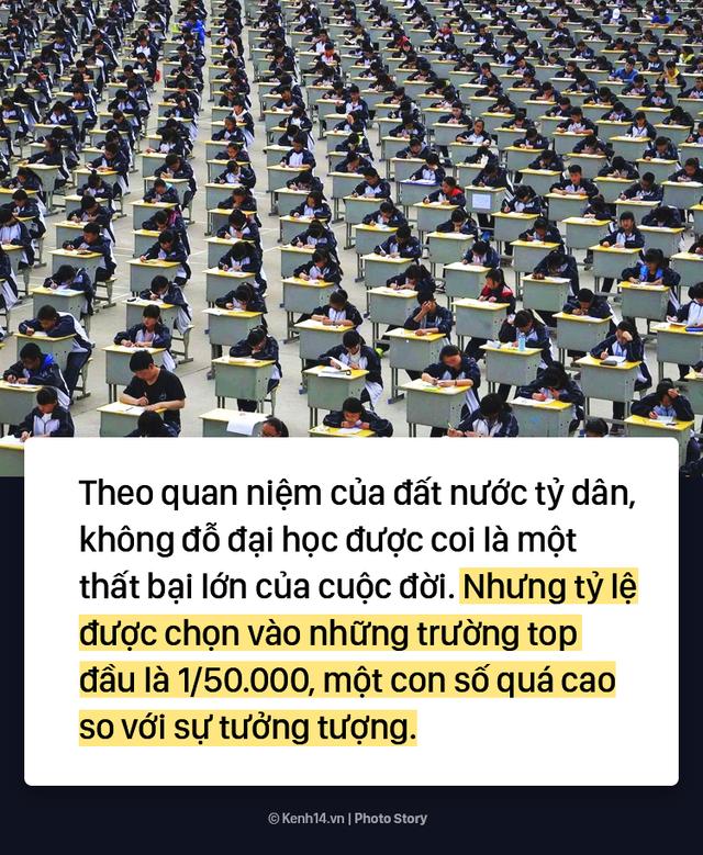 Trung Quốc: 10 triệu thí sinh chọi nhau trong kỳ thi đại học - Ảnh 2.