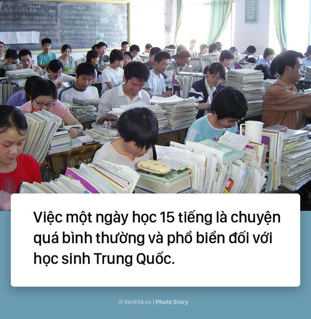 Trung Quốc: 10 triệu thí sinh chọi nhau trong kỳ thi đại học - Ảnh 4.
