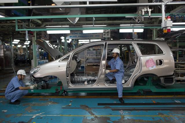 Toyota Việt Nam tiếp tục đề xuất Chính phủ ưu đãi để duy trì sản xuất trong nước - Ảnh 1.