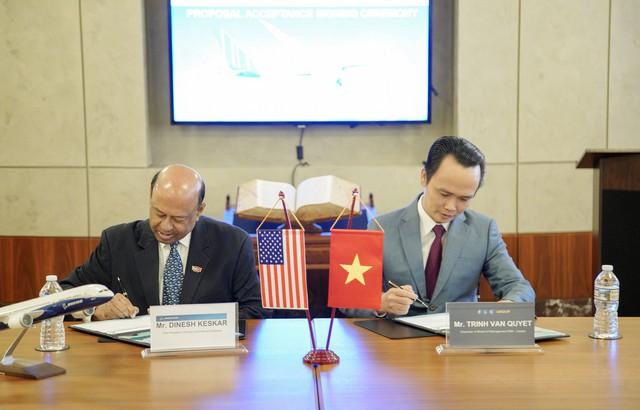 Reuters: Bamboo Airways ký thỏa thuận mua 20 máy bay Boeing 787-9 Dreamliner trị giá 5,6 tỷ USD - Ảnh 1.