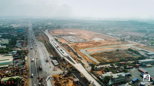 Những hình ảnh mới nhất về Dự án Bến xe miền Đông mới 4.000 tỷ đồng làm mãi không xong - Ảnh 8.