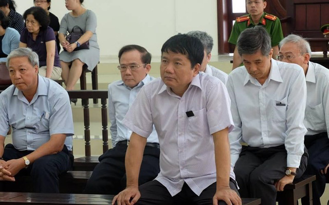 Ông Đinh La Thăng không được giảm án - Ảnh 2.