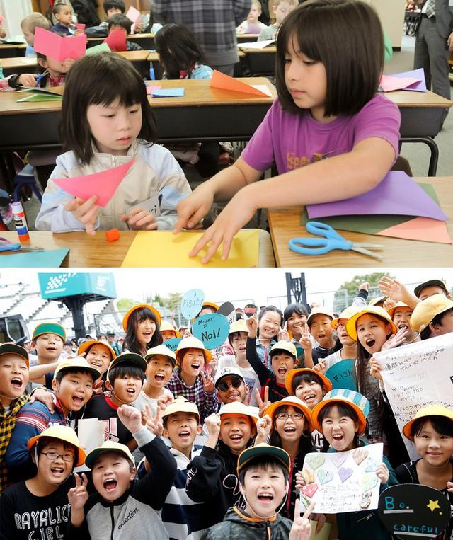 Trẻ em Nhật Bản, Hàn Quốc, Trung Quốc đứng đầu thế giới về kết quả học tập toán và khoa học, đâu là bí quyết các phụ huynh này giúp con phát huy hết tiềm năng và sự thông minh - Ảnh 2.