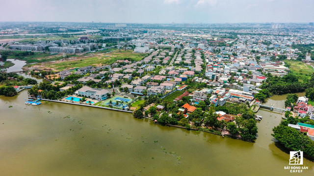 Ngổn ngang dự án khu thành thị 2 tỷ đô ven bờ sông đẹp nhất Sài Gòn sau gần 10 năm đầu tư - Ảnh 15.