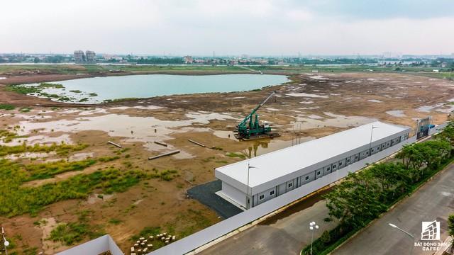 Ngổn ngang dự án khu thành thị 2 tỷ đô ven bờ sông đẹp nhất Sài Gòn sau gần 10 năm đầu tư - Ảnh 5.