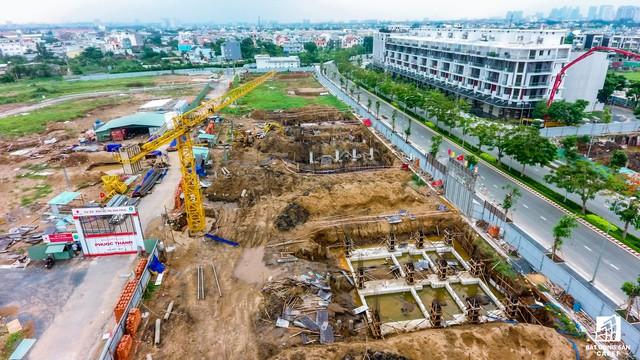 Ngổn ngang dự án khu thành thị 2 tỷ đô ven bờ sông đẹp nhất Sài Gòn sau gần 10 năm đầu tư - Ảnh 11.