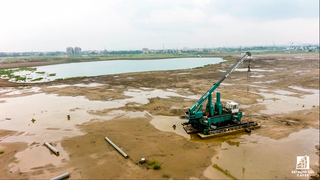 Ngổn ngang dự án khu thành thị 2 tỷ đô ven bờ sông đẹp nhất Sài Gòn sau gần 10 năm đầu tư - Ảnh 6.