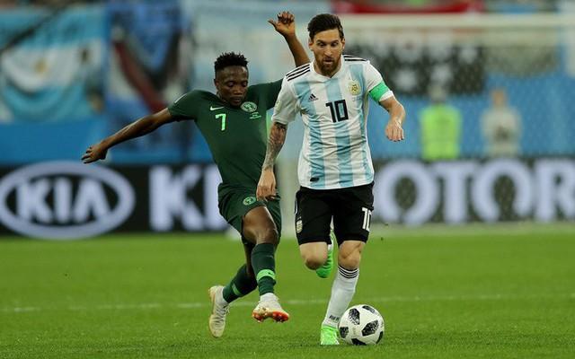 50 sắc thái của Lionel Messi trong trận thắng kịch tính Nigeria - Ảnh 11.