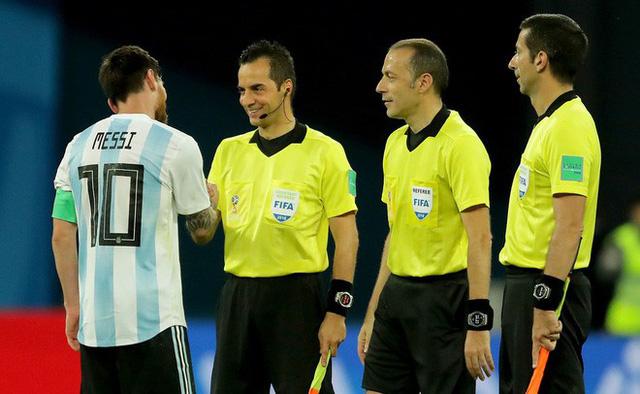 50 sắc thái của Lionel Messi trong trận thắng kịch tính Nigeria - Ảnh 15.