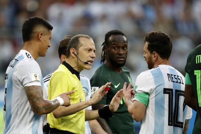 50 sắc thái của Lionel Messi trong trận thắng kịch tính Nigeria - Ảnh 6.