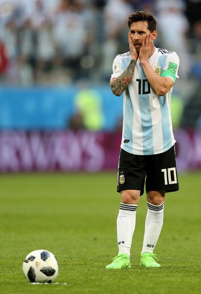 50 sắc thái của Lionel Messi trong trận thắng kịch tính Nigeria - Ảnh 7.