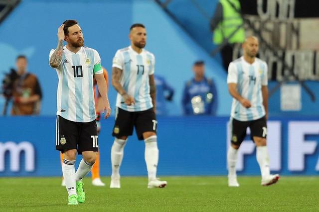 50 sắc thái của Lionel Messi trong trận thắng kịch tính Nigeria - Ảnh 8.
