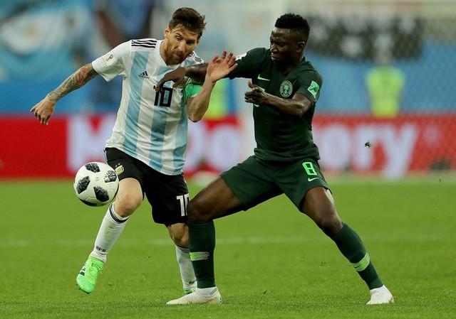 50 sắc thái của Lionel Messi trong trận thắng kịch tính Nigeria - Ảnh 9.