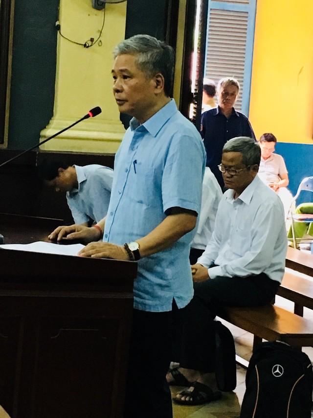 Đại diện Ngân hàng Nhà nước đề nghị giảm án cho nguyên Phó Thống đốc Đặng Thanh Bình và các bị cáo - Ảnh 1.