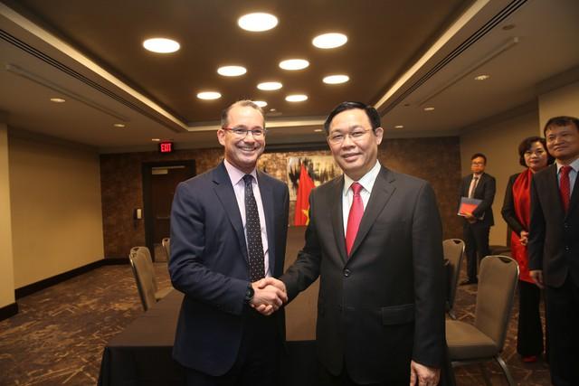 Nhiều công ty Hoa Kỳ mở rộng kinh doanh ở Việt Nam - Ảnh 6.