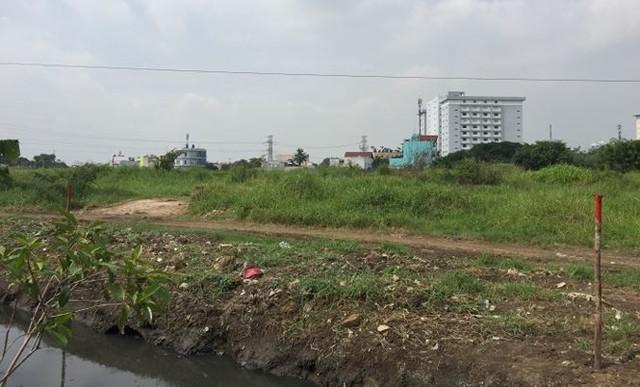 Cảnh báo rao phân phối đất nền dự án ma ở TPHCM - Ảnh 3.