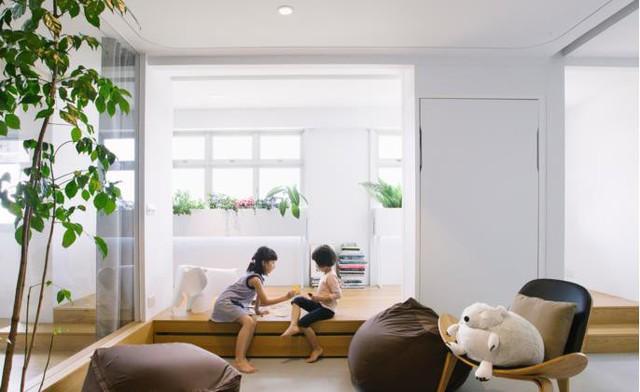 Học cách thiết kế không gian siêu tiện nghi cho gia đình có con nhỏ - Ảnh 7.