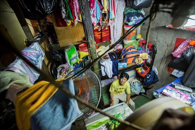 Cuộc sống trong những căn nhà siêu nhỏ ở trung tâm Sài Gòn - Ảnh 5.