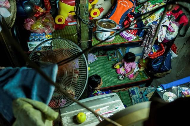 Cuộc sống trong những căn nhà siêu nhỏ ở trung tâm Sài Gòn - Ảnh 6.