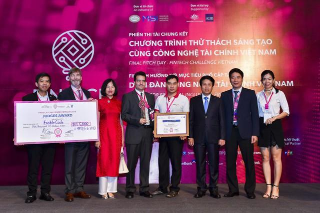 BIDV tài trợ chương trình Thử thách sáng tạo cùng công nghệ tài chính - Ảnh 1.