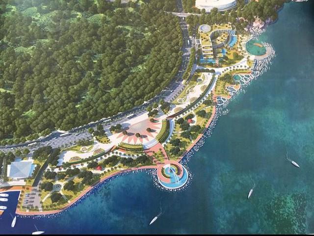 Chữa cháy bằng công viên cho dự án lấp vịnh Nha Trang chưa khả thi? - Ảnh 1.