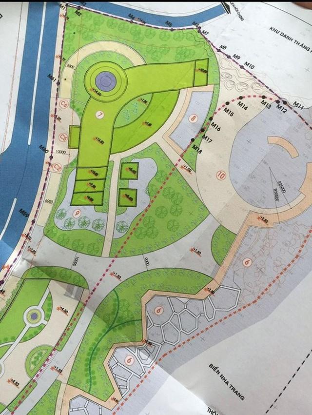 Chữa cháy bằng công viên cho dự án lấp vịnh Nha Trang chưa khả thi? - Ảnh 2.