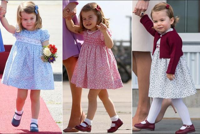 Dù còn bé xíu nhưng Công chúa Charlotte phải tuân theo những quy định nghiêm ngặt này của Hoàng gia Anh - Ảnh 3.