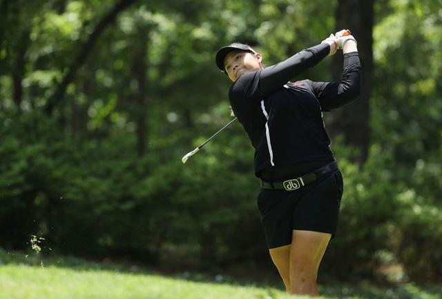 Tự hào với mọi việc mình có thể làm thay vì chỉ tập trung vào kết quả – Bí quyết giúp golf thủ nữ người Thái Lan lần đầu vô địch US Open - Ảnh 1.