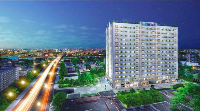 Hàng loạt dự án bất động sản ở TP.HCM bị chủ đầu tư cầm cố, thế chấp - Ảnh 1.