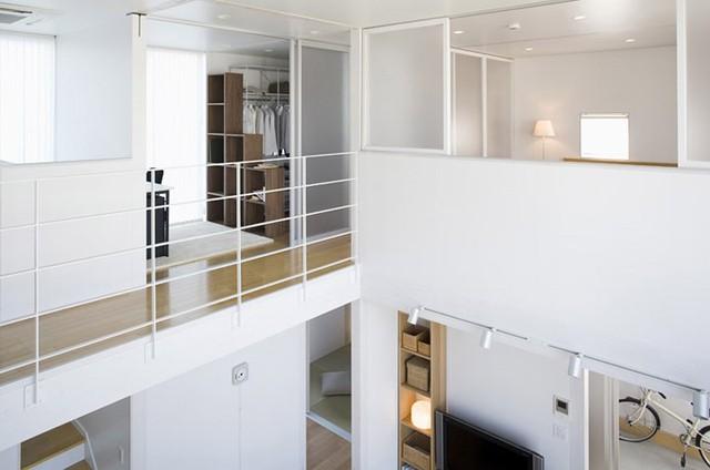 Ngôi nhà mang phong cách tối giản, tân tiến - Ảnh 6.