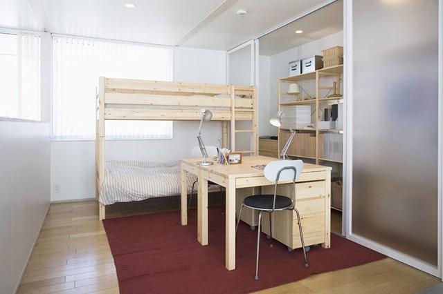 Ngôi nhà mang phong cách tối giản, tân tiến - Ảnh 10.
