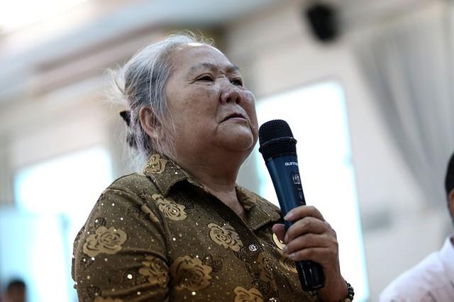 Toàn cảnh lãnh đạo Ban tiếp dân TW và TP.HCM gặp dân Thủ Thiêm - Ảnh 5.