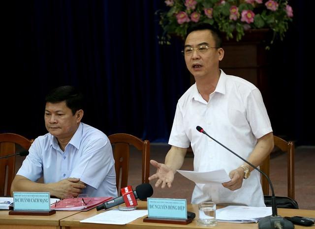 Toàn cảnh lãnh đạo Ban tiếp dân TW và TP.HCM gặp dân Thủ Thiêm - Ảnh 8.