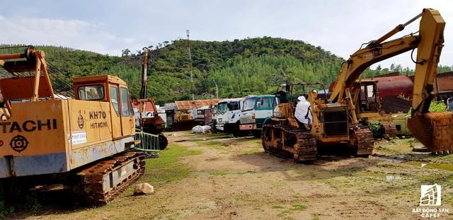 Cận cảnh siêu dự án nghỉ dưỡng ven bãi biển đẹp nhất Ninh Thuận bị bỏ hoang, sắp đến thời điểm bị thu hồi - Ảnh 13.
