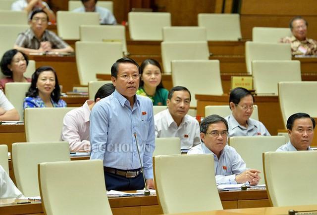 ĐBQH: Lùi Dự Luật đặc khu thể hiện sự lắng nghe nhân dân của Chính phủ, Quốc hội - Ảnh 1.