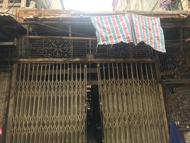Quận trọng điểm Hà Nội bùng phát nhà sai phép kiểu mới - Ảnh 3.