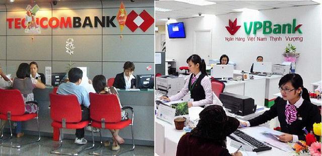 VPBank có doanh nghiệp tài chính là bảo bối, còn Techcombank có gì? - Ảnh 1.