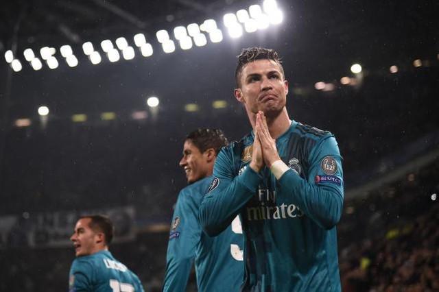 Có lẽ từ khoảnh khắc xúc động này, Ronaldo đã quyết định gia nhập Juventus - Ảnh 2.