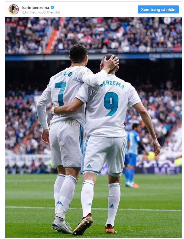 Ramos, Kroos, Bale gửi thông điệp từ biệt Ronaldo - Ảnh 4.
