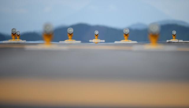 Toàn cảnh cảng hàng không quốc tế Vân Đồn trong ngày đâyn chuyến bay hiệu chuẩn Thứ nhất - Ảnh 11.