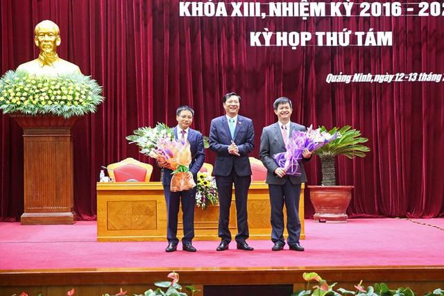 Chủ tịch Vietinbank Nguyễn Văn Thắng được bầu làm tân Phó Chủ tịch UBND tỉnh Quảng Ninh - Ảnh 1.