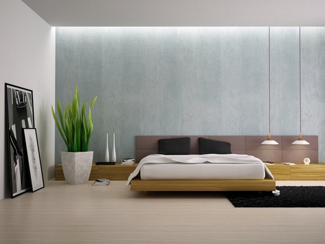 Phòng ngủ trang trí tối giản mà vẫn đẹp tiên tiến - Ảnh 13.