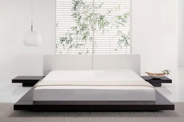 Phòng ngủ trang trí tối giản mà vẫn đẹp tân tiến - Ảnh 9.