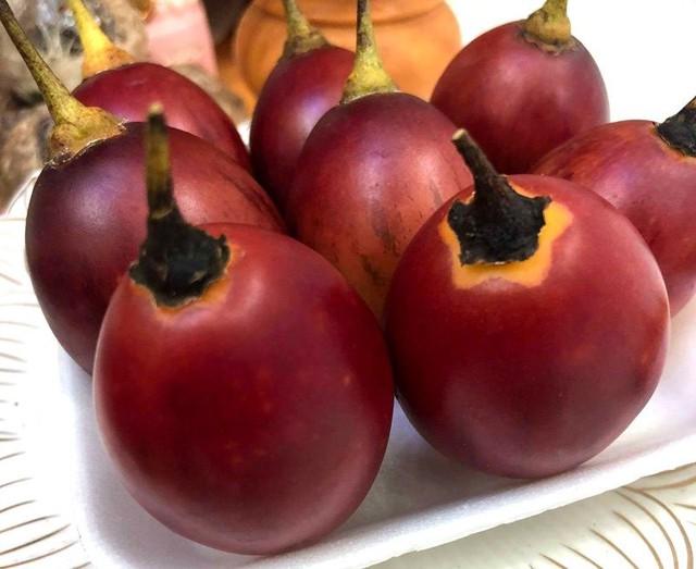 Lạ: Cà chua 300 nghìn đồng/kg, thơm mùi dứa, chua như chanh leo - Ảnh 2.