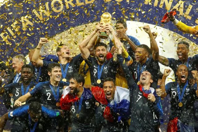 Vô địch World Cup 2018, đội tuyển Pháp được nhận tiền thưởng nhiều nhất từ trước đến nay - Ảnh 1.