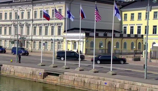 Toàn cảnh Thượng đỉnh Helsinki: Chấp nhận rủi ro chính trị để theo đuổi hòa bình - Ảnh 12.