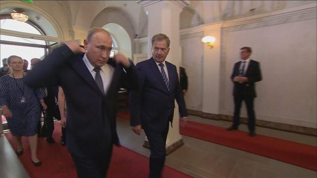 Toàn cảnh Thượng đỉnh Helsinki: Chấp nhận rủi ro chính trị để theo đuổi hòa bình - Ảnh 13.