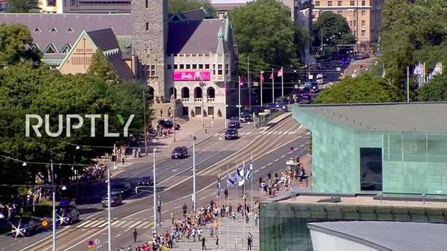 Toàn cảnh Thượng đỉnh Helsinki: Chấp nhận rủi ro chính trị để theo đuổi hòa bình - Ảnh 14.